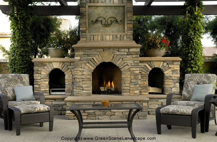 outdoor fireplace1 2